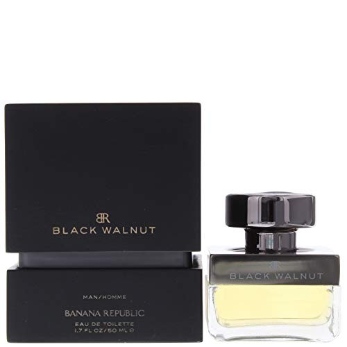 Banana Republic Black Walnut by Banana Republic for Men. Eau De Toilette Spray - Banana Black Walnut
