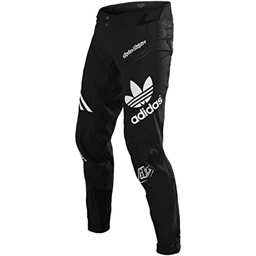 Troy Lee Designs Ultra Limited Edition Adidas Team Men's Off-Road BMX Cycling Pants - Black /32