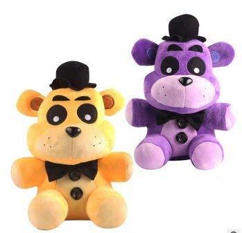 y's Limited Edition Golden Freddy Shadow Freddy Bear Plush Doll Toy 8