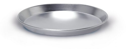 36 Cm Ballarini 7054.36 Tortiera Conica Bassa con Bordo in Alluminio Crudo