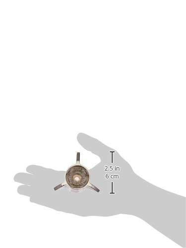 Danco, Inc. 88083 Diverter Handle, for Use with Sayco Tub/Shower Faucets, Zinc Metal, Chrome Plated by Danco (Image #3)