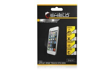 ZAGG® invisibleSHIELDTM for iPod touch® 5G (Invisibleshield Ipod Touch 5)