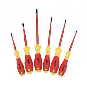 6 pc. Insulated SlimLine Screwdriver Set