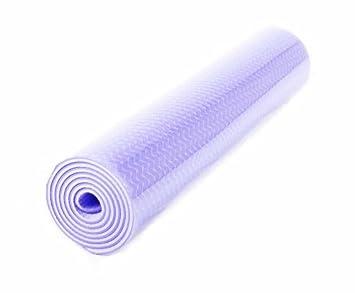 Unbekannt FA Sports Yogamatte Yogiplus mit 2 Seiten Wendemöglichkeit Grün 183 x 61 x 0.6 cm 1417