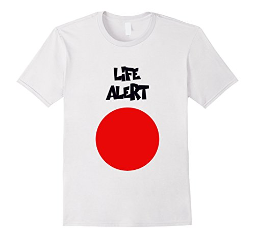 Mens life alert halloween costumes XL White for $<!--$19.95-->
