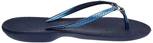 Navy Azul Blue Navy Chanclas Havaianas Blue para Ring Mujer PIZS1nxw0q