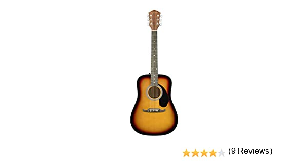 Fender FA-125 Dreadnought SB: Amazon.es: Electrónica