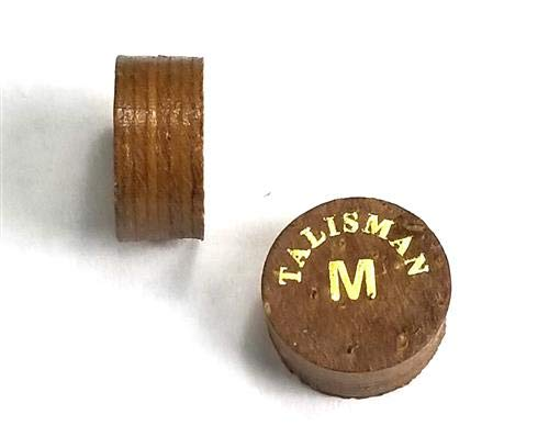 TALISMAN PRO Layered CUE TIP 14mm Medium (Pro Talisman Tips Cue)