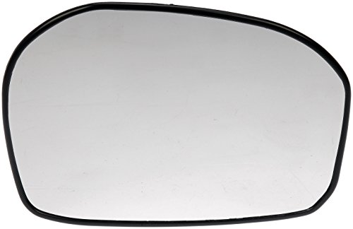 Dorman 56376 Honda Fit Driver Side Plastic Backed Non-Heated Mirror Glass Assembly (Fit Driver Side Heated)