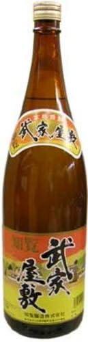 知覧醸造 武家屋敷 芋焼酎 25度 1800ml ×6本