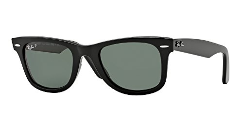 Ray Ban RB2140 901/58 54M Black/Green - Rb2140 54