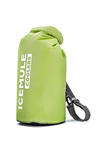 IceMule Classic Insulated Backpack Cooler Bag - Hands-Free, Highly-Portable, Collapsible, Waterproof & Soft-Sided Cooler Backpack for Hiking, The Beach, Picnics, Camping, Fishing - 10 Liters, 6 can