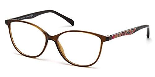 eyeglasses-emilio-pucci-ep-5008-ep5008-048-shiny-dark-brown
