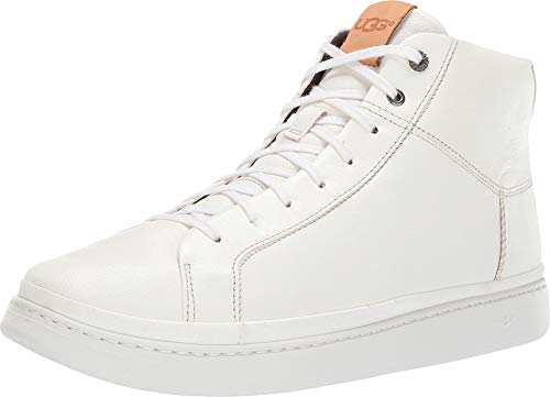 UGG Men's Cali Sneaker High White 8.5 D US -