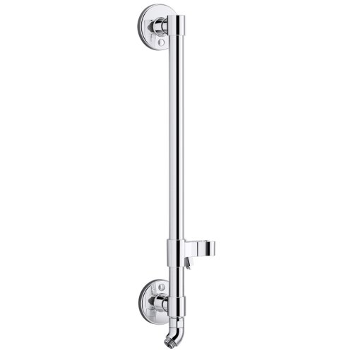 KOHLER K-45904-CP Hydrorail-H Shower Column, Polished Crome by Kohler