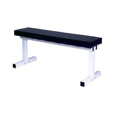 York Barbell 4220 Pro Series 101 White – Flat Bench