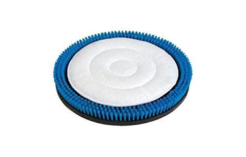 Powr-Flite DN18 Dirt Napper Brush for Floor Machine, 18'' Diameter