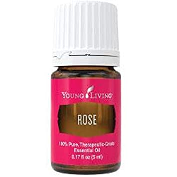 Amazon Com Young Living Rose Essential Oil Beauty