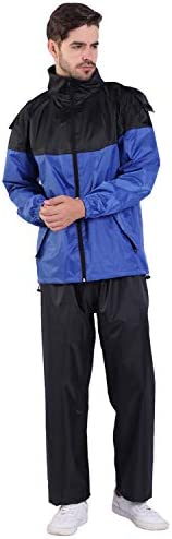 レインスーツ メンズ Vialifer レインスーツ 上下セット レインコート レインウェア レディース 防水 撥水 透湿 雨カッパ 雨具 自転車 バイク アウトドア 通学 通勤 収納袋付き