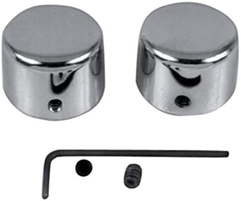 AXLE NUT COVER KIT Fits FXSTS 1988//Later
