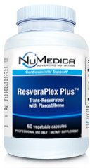 ResveraPlex Plus - 60 Vegetable Capsules