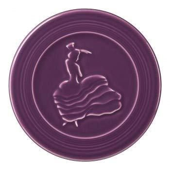 "Fiesta 6"" Trivet - Mulberry Purple"