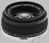 Olympus 50mm f/1.8 Manual Focus Auto-W OM Series Zuiko Camera Lens