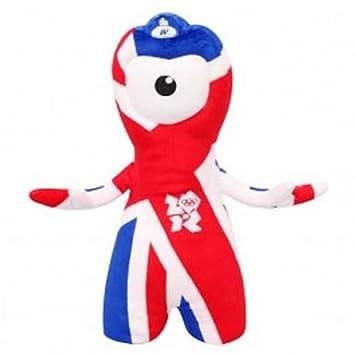 Olympics 2012 mascot images — 1