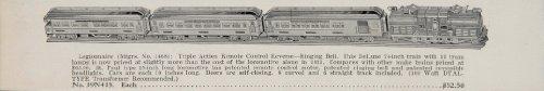 vintage american flyer trains - 2