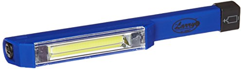 Nebo 6351 Larry C 170 lm C-O-B LED Power Work Flashlight with 3 AAA Batteries Included, -