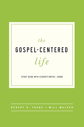 The Gospel-Centered Life: Study Guide with Leader's - Keystone Stores Mall