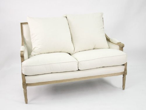 Zentique B007-2E255C004 French Louis Settee Review