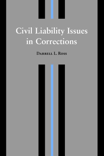 Civil Liability Issues In Corrections