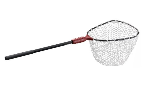 Ego Landing Nets - EGO Medium Clear Rubber Landing Net