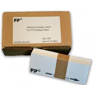 FP Mailing Solutions PostBase Self-Adhesive Postage Labels by Fp