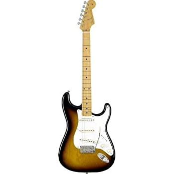 Amazon.com: Fender Player Stratocaster Electric Guitar - Maple ...