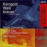 Korngold-Weill-Krenek-Concerto