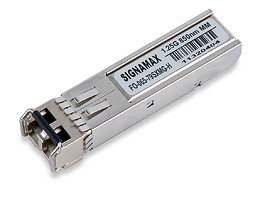 Signamax 065-79LXEDMG-H Hardened Industrial SFP Gigabit Ethernet Interface Module 1000BaseLX SFP Mini-GBIC Fiber Interface 40 km span
