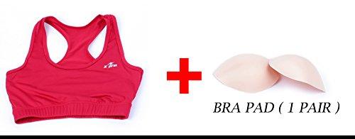 Xprin-Sports-Bra-Yoga-Bra-Compression-Skin-Wear-Tight-Gear-Running-Golf-Inner-Wear-Sports-Wear