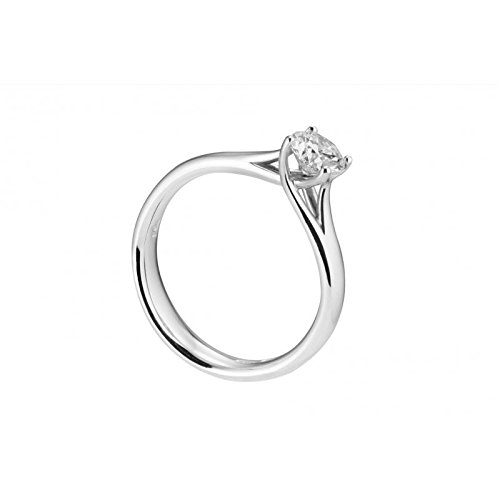 Bague World Diamond Group Grace abtresol-0.36or blanc diamant