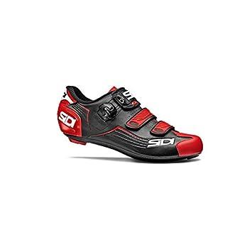 Sidi Zapatos Bicicleta Alba Carretera (40 - Rojo): Amazon.es: Deportes y aire libre
