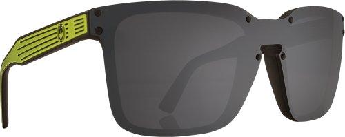 DRAGON MANSFIELD SUNGLASSES LIME W/GREY LENS - Sunglasses 720
