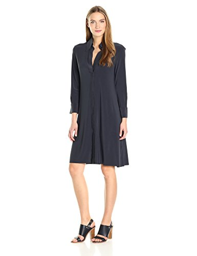 norma kamali shirt dress - 1