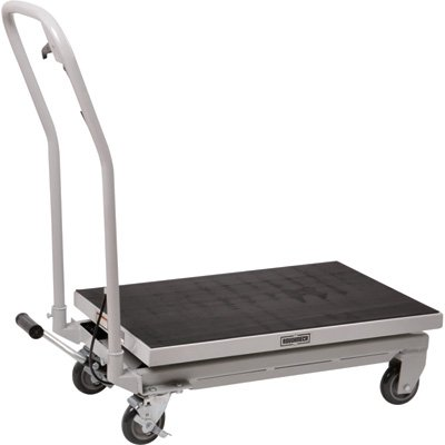 Roughneck Hydraulic Table Cart - 500lb. Capacity by Roughneck