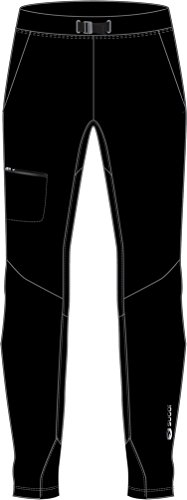 Sugoi Firewall 180 Thermal Wind Pant - Men's Black (Sugoi Mens Firewall)