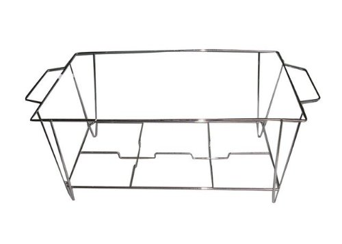 - Winco C-3F Chrome Plated Wire Chafer Stand