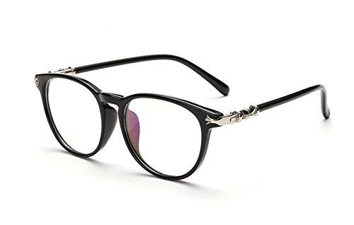 Computer radiation protection glasses, anti-fatigue radiation glasses, female models plain computer mirror goggles. (Pro Model Goggle)