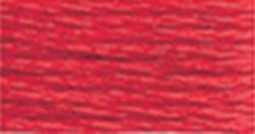Dmc 117-666 Six Stranded Cotton Embroidery Floss, Bright Christmas Red, 8.7-yard B00BGWY4Z8