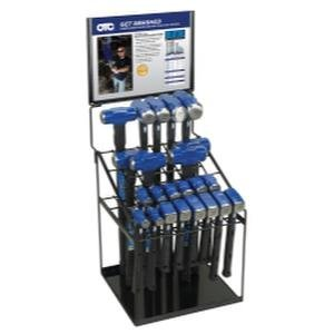 OTC Tools 5790-PACK Hammer Pack with Display Rack