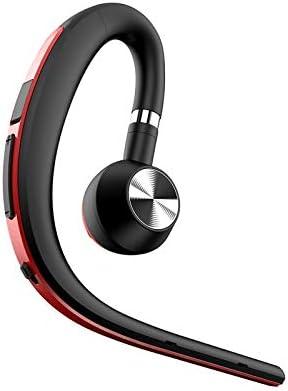 RONSHIN BT1200 - Auriculares Deportivos Bluetooth S8 inalámbricos para Colgar en el oído de conducción en Espera Larga Distancia de Control de Voz Informe Accesorios electrónicos